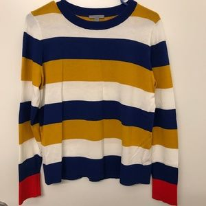 COS Color-striped Top Sz. Small